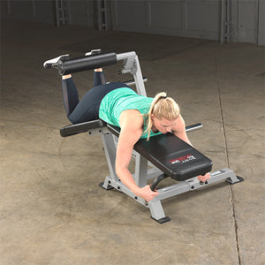 Body-Solid Leverage Leg Curl LVLC