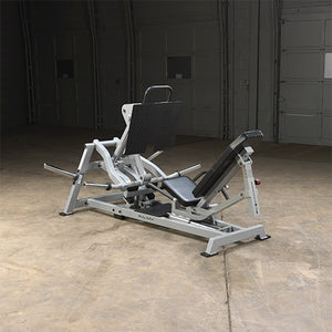 Body-Solid Leverage Horizontal Leg Press LVLP