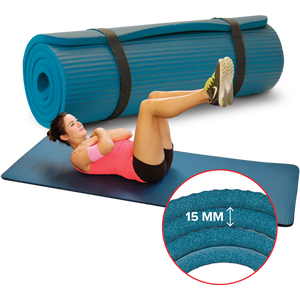 Bodytrading Fitness Exercise Mat MA110BL