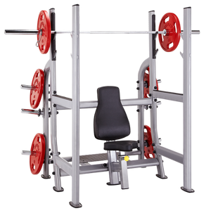 Steelflex Neo Olympic Military Rack NOMB