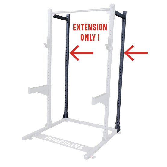 Powerline Half Rack Extension PPR500EXT