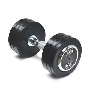 Bodytrading Rubber Dumbbell Pro Style PRORD
