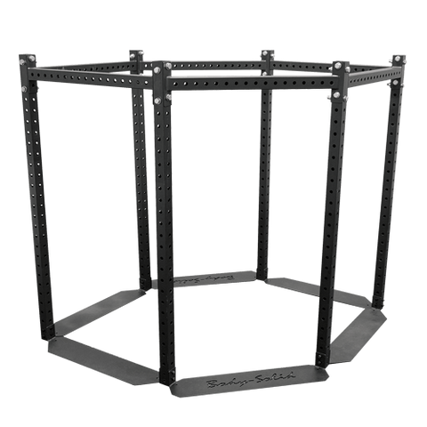 Body-Solid Hexagon Functional Small Training Rig SR-HEX