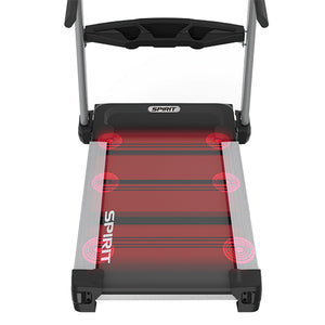 Spirit Fitness Foldable Treadmill XT685