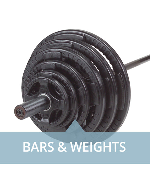 Bars & Weight Plates for professional use