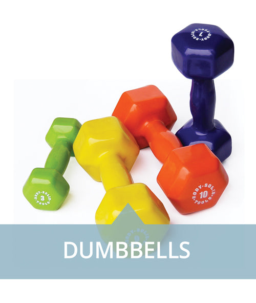 Dumbbells for home use