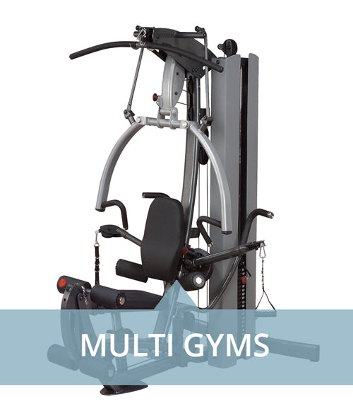 Multi-Gyms for home use