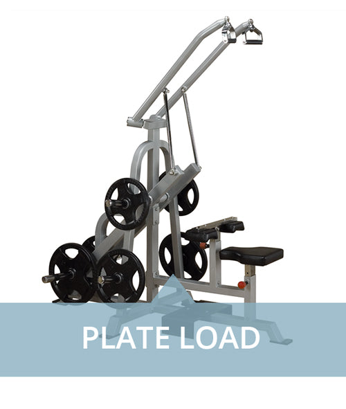Plate Loaded Machines for home use