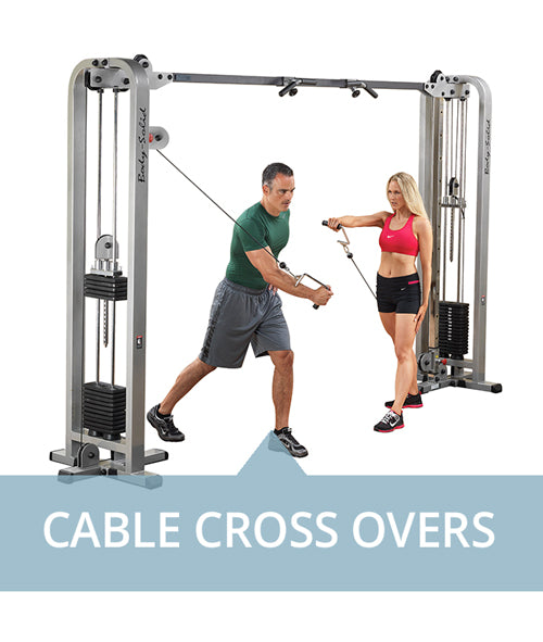 Cable Crossovers for professional use