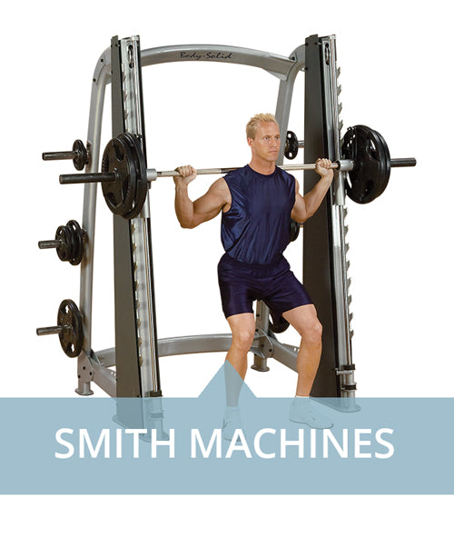 Smith Machines for professional use