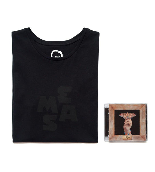 Unisex T-Shirt and CD — MESA Heart