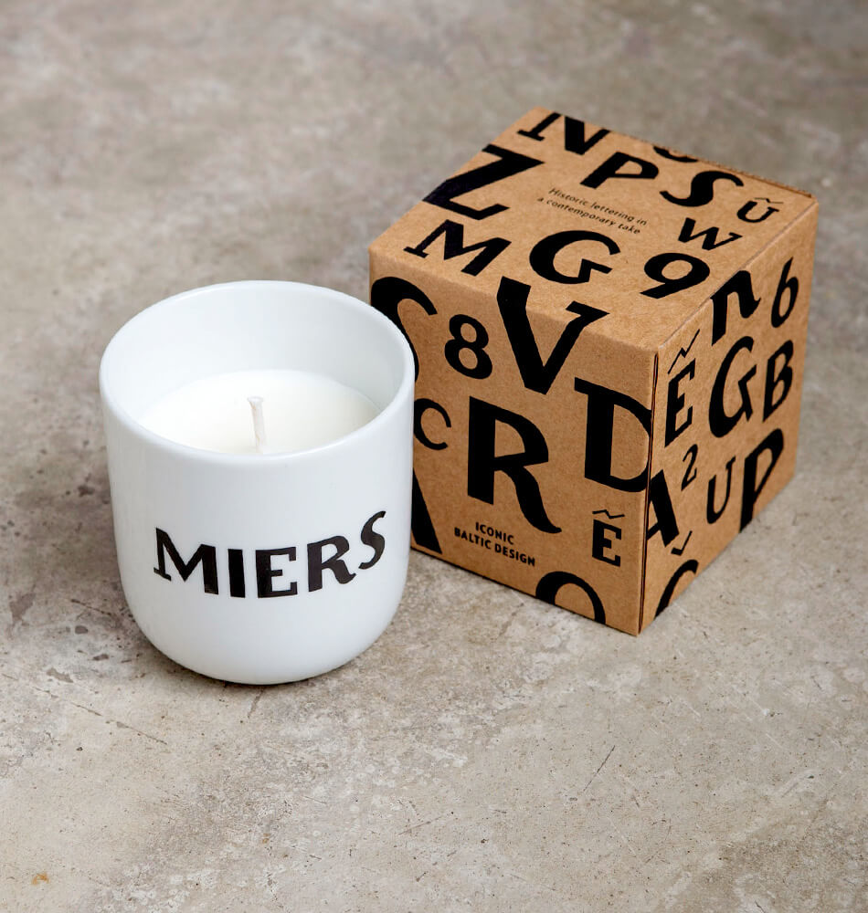 [New] Scented Soy Wax Candle —