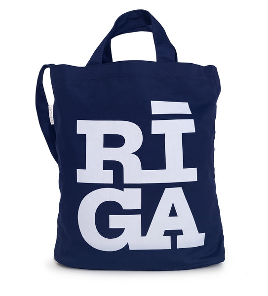 Riga Original® Tote - Navy Blue