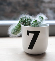 Design Mug – Iconic Cirulis Numbers