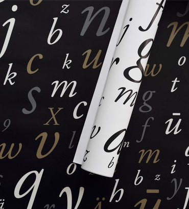 Wrapping paper —