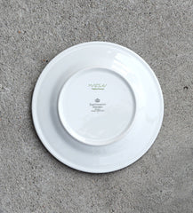 "Porcelain Plate — ""Dinner With Cirulis"" (Green)"