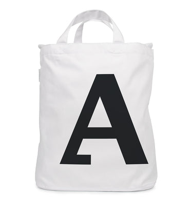 Tote Bag — Iconic Cirulis Letter A