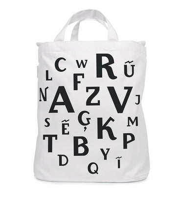 Tote Bag — Iconic Cirulis Letters