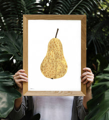 Pear — Graphic Print