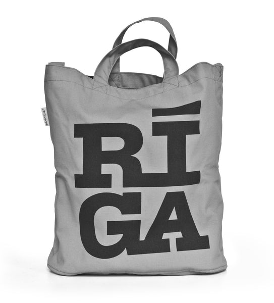 Tote Bag - Riga Original® (Grey)