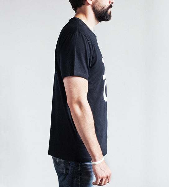Unisex T-shirt — RIGA Original® (Black)