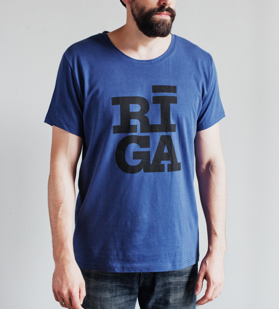 a972bed98b2 Unisex T-shirt — Riga Original® (Navy) – Miesai
