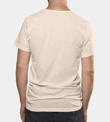 Riga logo t shirt organic cotton back
