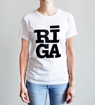 Rīga Original T-shirt white