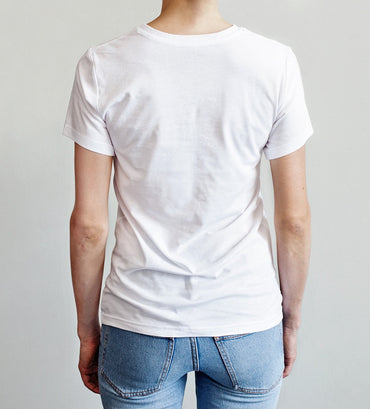Rīga Original T-shirt white back