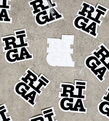 Sticker — Riga Original®