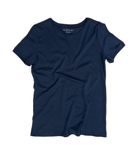 Premium Ladies T-shirt — MONO (Deep Blue)