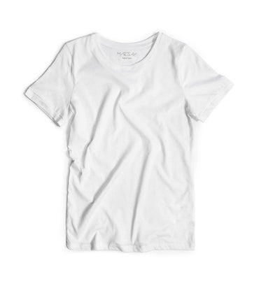 Premium Ladies T-shirt — MONO (Baltic White)