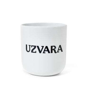 "[NEW] Iconic Design Mug — ""CĪŅA / UZVARA"""