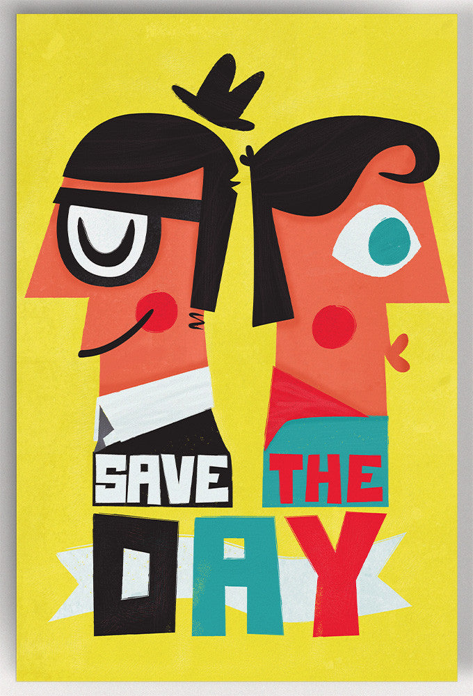 Save the Day - Postal