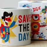 Save the day - Taza