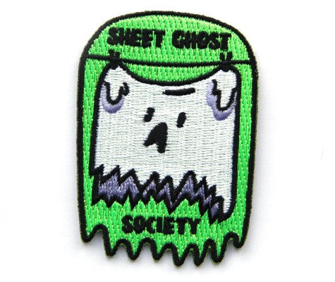Sheet Ghost Society - Parche