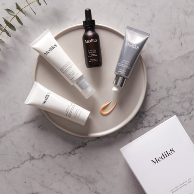 Medik8 New Skin Peels and CSA Kits