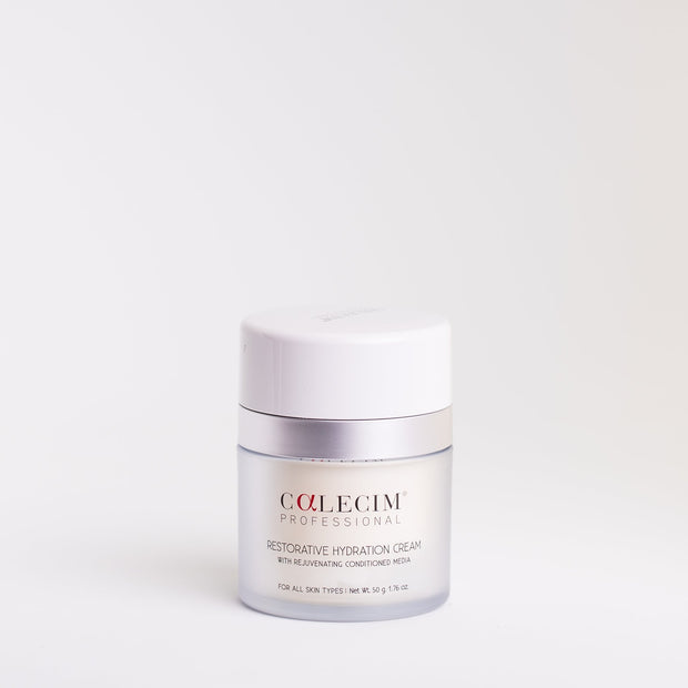 Restorative Hydration Cream - 20g - - Calecim - Moisturiser - The Skin Boutique