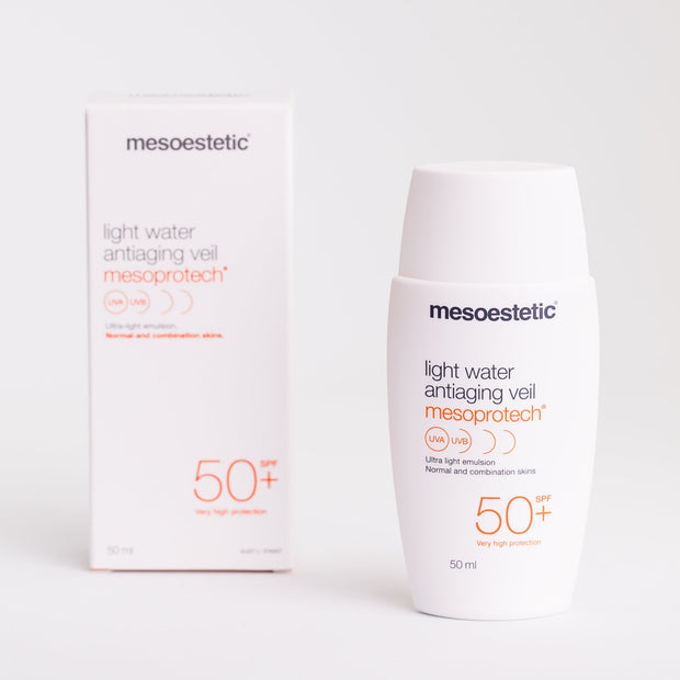 Mesoprotech Light Water Antiaging Veil - 50ml - - Mesoestetic - SPF - The Skin Boutique