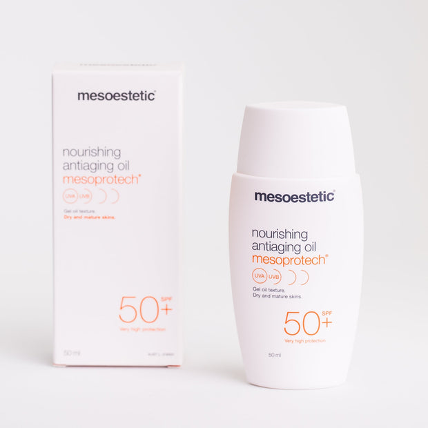 Mesoprotech Nourishing Anti-Ageing Oil - 50ml - - Mesoestetic - SPF - The Skin Boutique