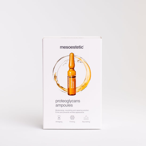 Proteoglycans Ampoules - 10 x 2ml - - Mesoestetic - Ampoules - The Skin Boutique