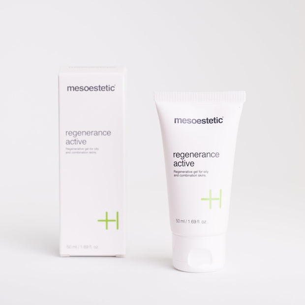 Regenerance Active - 50ml - - Mesoestetic - Moisturiser - The Skin Boutique