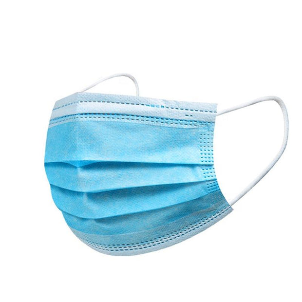 Disposable Face Mask - Child - 3 ply - 50 pcs - Blue - The Skin Boutique - Face Mask - The Skin Boutique
