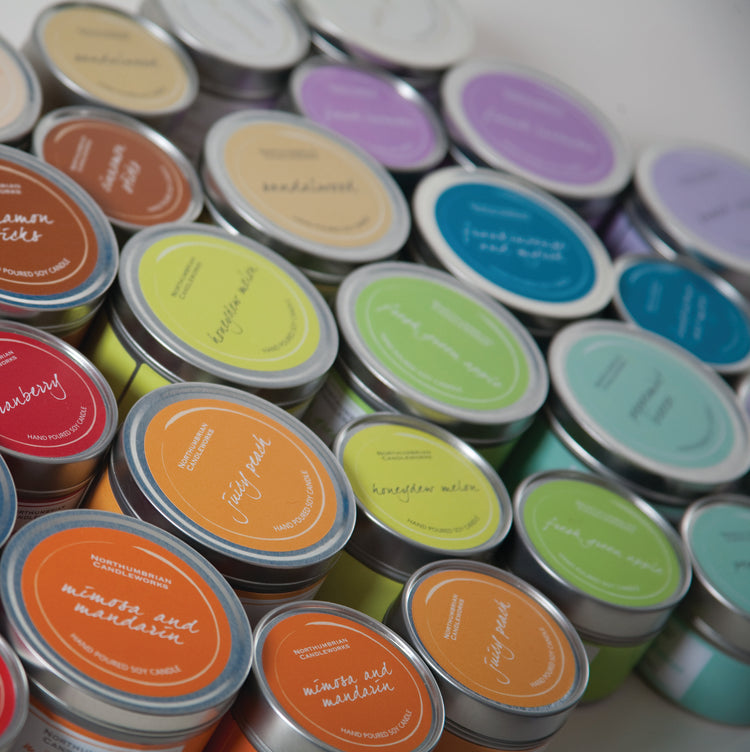 Featured Candlemaker Northumbrian Candleworks