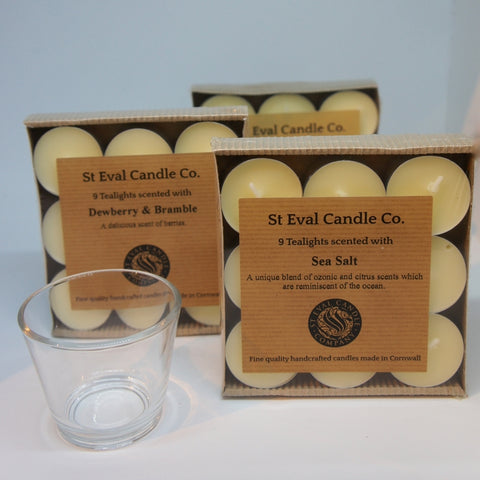Scent Selection Gift Box: St Eval Tealights
