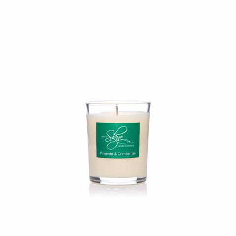 Votive Candle : Pimento & Cranberries