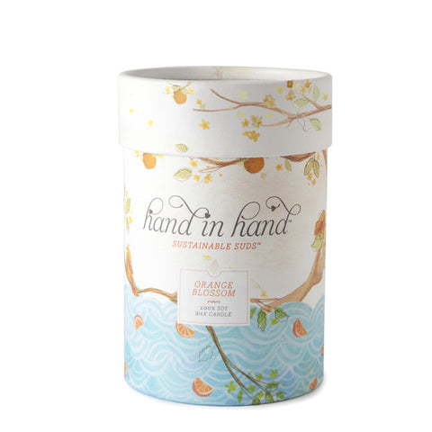 Hand In Hand : Orange Blossom