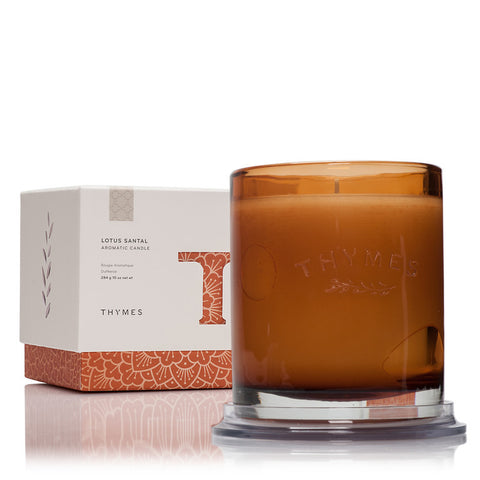 Thymes : Lotus Santal