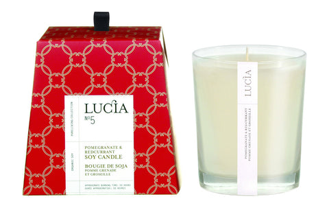 Lucia : Pomegranate & Redcurrent