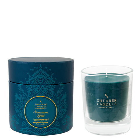 Couture Boxed Candle : Cinnamon Spice